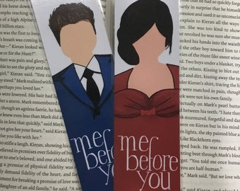 Me Before You Bookmarks
