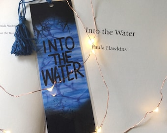Into the Water Bookmark