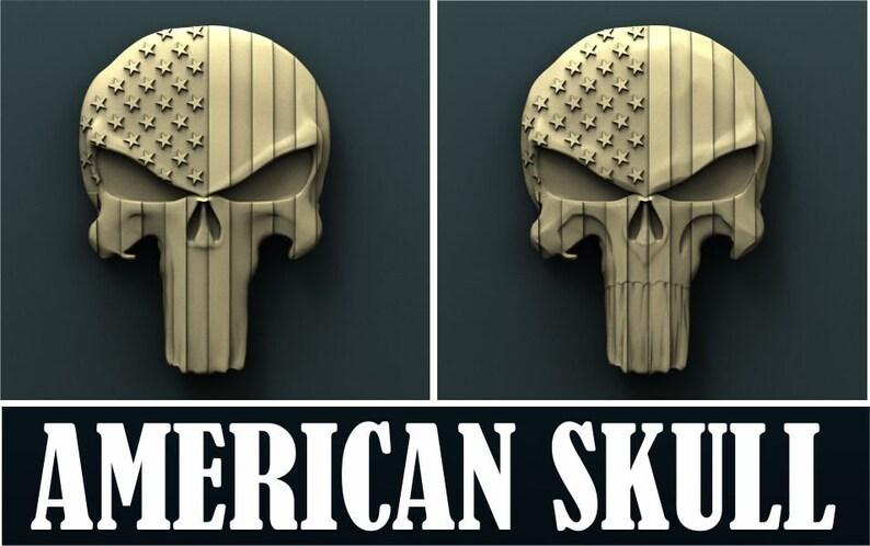 Aspire USA 3d STL models for CNC Artcam