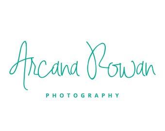 Arcana Rowan Photography Logo