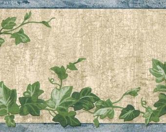 Ivy Wallpaper Etsy