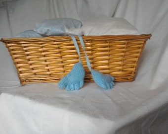 Baby Bump Basket, New born, Baby boy, Baby shower present, Bespoke gift.