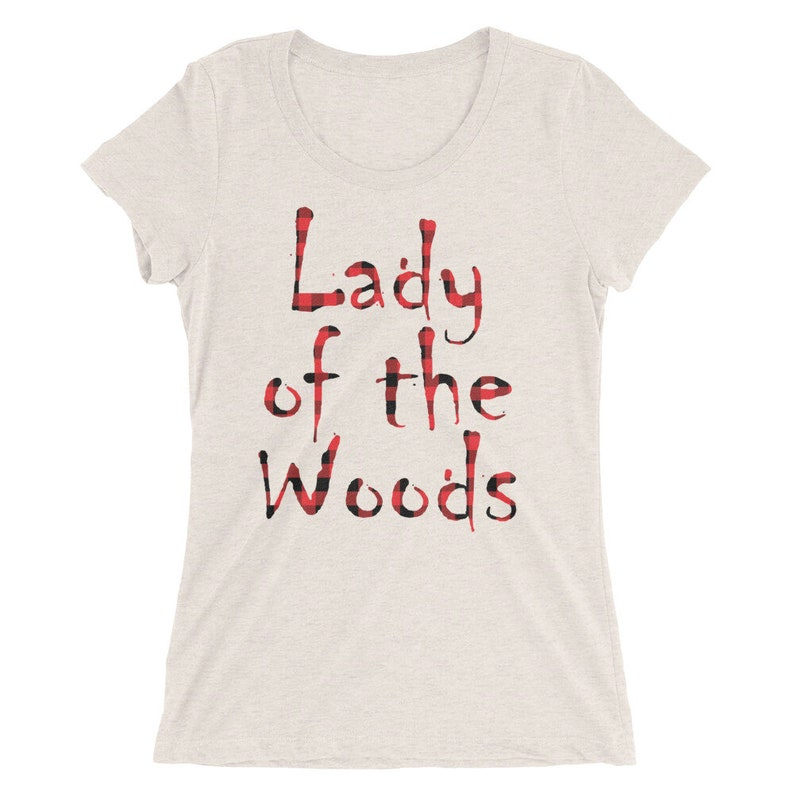 2285f8873ad297 Lady of the Woods Justin Timberlake Fan Shirt Man of the