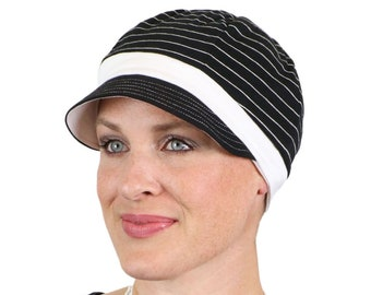 d3d7d30d844 Whimsy Sport Soft Cotton Hats for Cancer Patients Zoot Suit