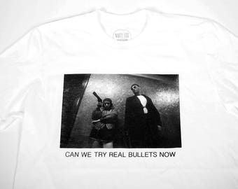 Bullets T-Shirt White