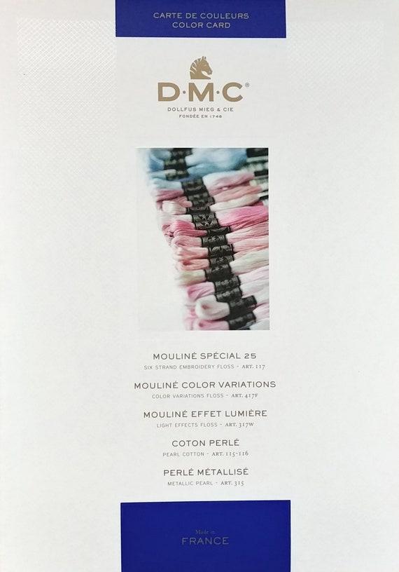 Lot de 25 DMC Threads Choisissez vos propres couleurs Original DMC