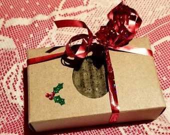 Rosemary Mint Soap! Ready to give!