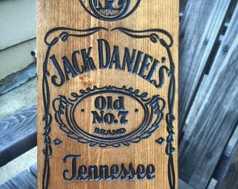 Retro Kühlschrank Jack Daniels : Jack daniel s barrel hunt