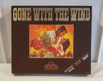 Gone With the Wind Phone Wallet 2in1 Case Faux Leather