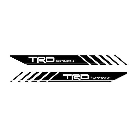 Tacoma Sport Toyota TRD Truck 4x4 Decals Vinyl PreCut 2