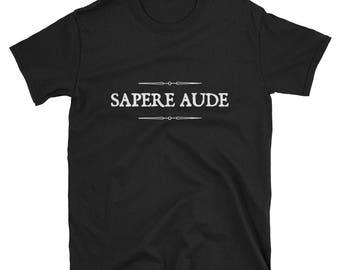Sapere Aude Earrings