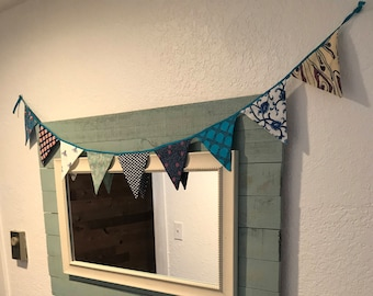 Pennant bunting banner