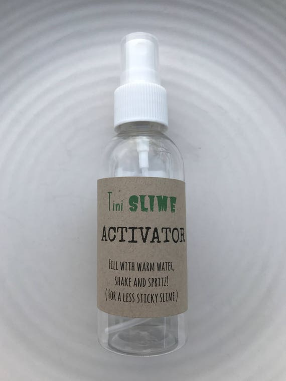 Slime activator and refill for less sticky slime ccuart Images
