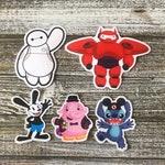 Disney Friends Vinyl Stickers