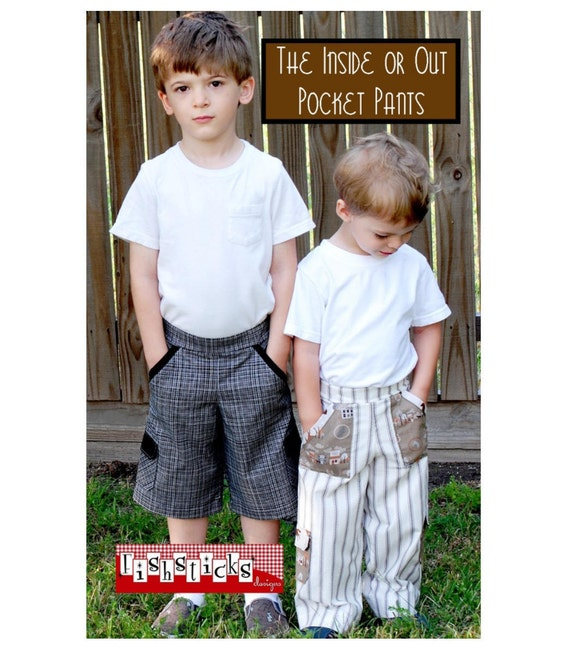 Boys Patterns Boys Sewing Patterns Cargo Pant Boys Pants Etsy