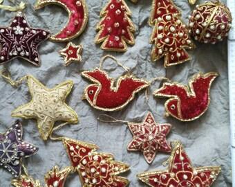 Casa deco metall weihnachtsbaum