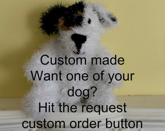 Custom made toy dog