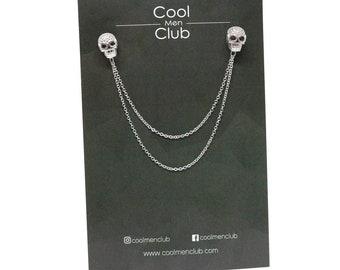 608e9750d3 Mens collar pin | Etsy