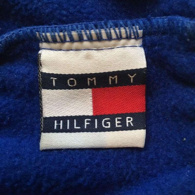 VNTG 90s Rare Tommy Hilfiger 3M Fleece Headband