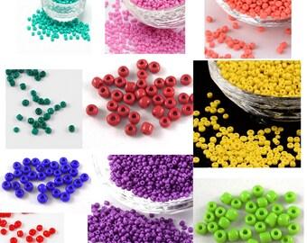 Perles De Verre Mix 500 G Argent Film Perles Gris 25 mm x 25 mm