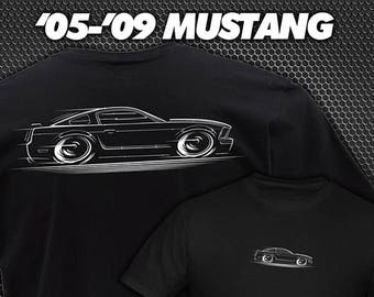 Mustang T Shirt Ford Gt S