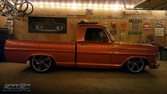 BIG BANNER  /'61-/'66 Ford F100 F150 Truck 1961 1962 1963 1964 1965 1966 F-100 150