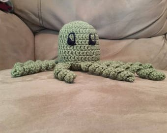 Amigurumi octopus or Dragon