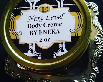 Next Level Shea Creme Under 10 Butter Body Lotion Moisturizer Eneka Elements Coconutoil Dry Skin African