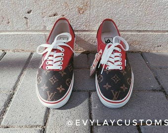 Louis Vuitton Vans