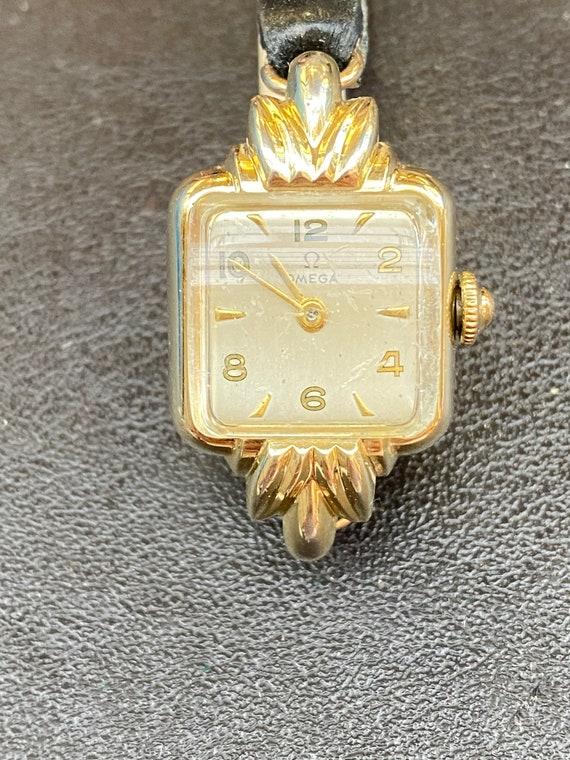 Art Deco  Omega Dress Watch