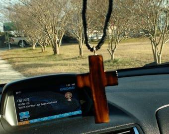 rear view mirror charm