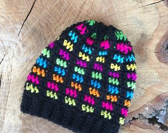 Child Slouch Crochet Hat