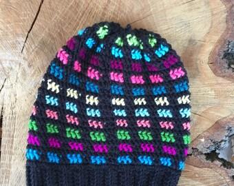 Adult Slouch Crochet Hat