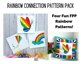 Rainbow Connection Pattern Pack.
