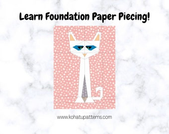 Paper Piecing Workshop! August 25th / August 26th, 2020