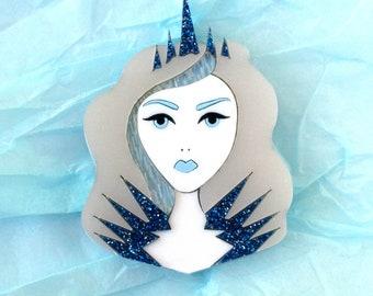575e1a9594e Winter queen | Etsy