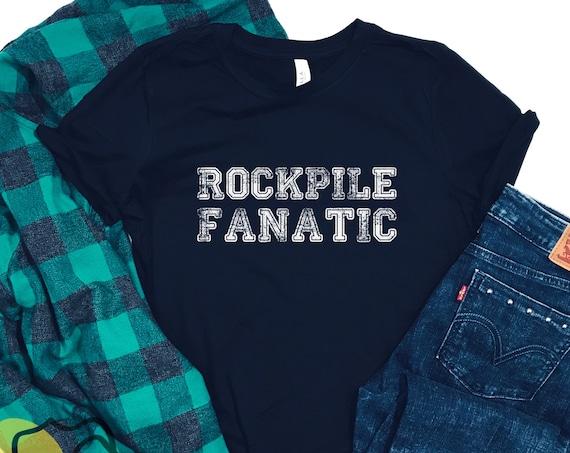 Rockpile Fanatic Tee | Colorado Baseball Shirt | Colorado Sports Tee | Funny Colorado Tee | Denver Shirt | Denver Sports Tee