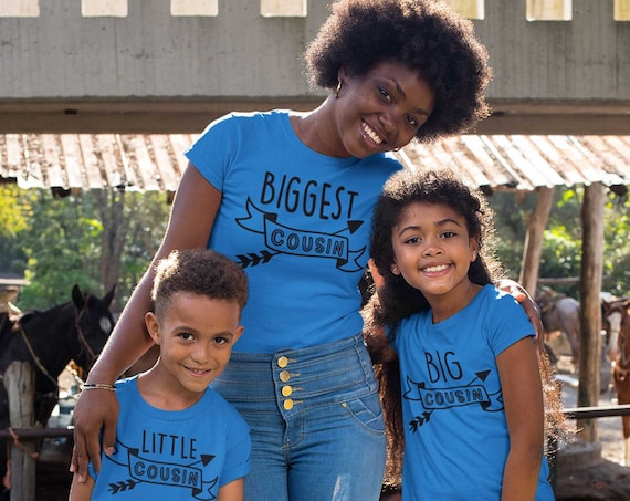 Cousin Shirts, Cousin Crew Shirts, Matching Cousin Shirts, Family Shirts, Cousin matching, Camping Shirt, Christmas Cousin Shirt, Big Cousin