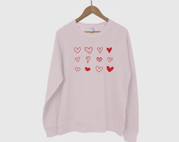 Happy Hearts Sweatshirt