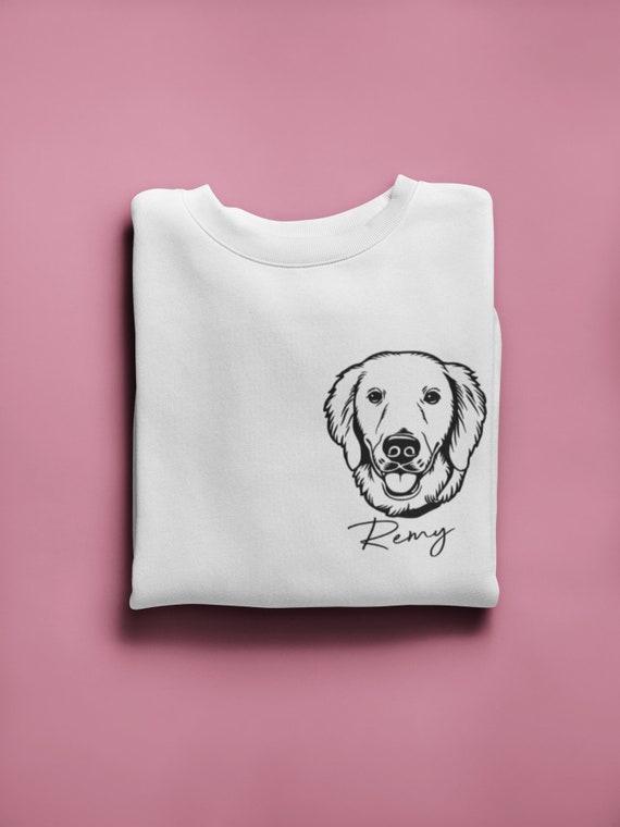 Pet Pocket Sweatshirt