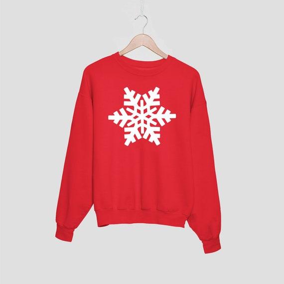 Snowflake Sweatshirt, Silver Christmas Shirt, Buffalo Plaid Shirt, Christmas Sweater, Cute Winter Shirt, Holiday Sweater, Family Christmas