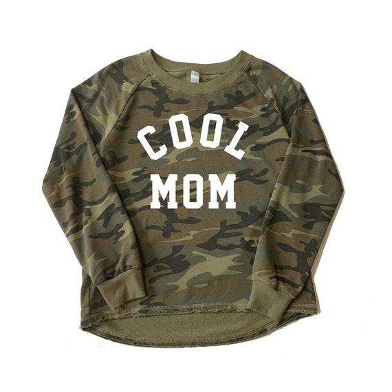 Cool Mom Sweatshirt   Mama Sweatshirt   Camo Mom Sweatshirt   Blessed Mama Shirt   Mom Life Sweatshirt   Mama Bear   Mother's Day Gift