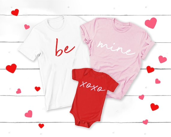 Family Valentine Shirts, Matching Family Valentines Shirts, Mommy and Me Matching Shirts, Matching Valentines Day Shirts, Mothers Day Gift