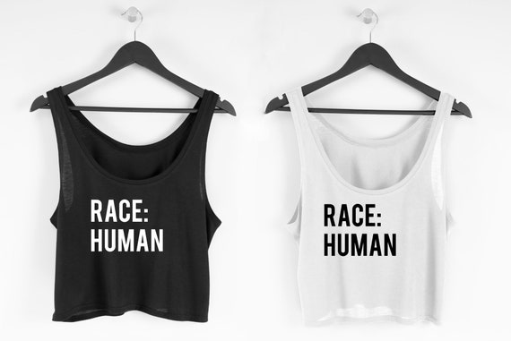Human Shirt | Be Kind Shirt | Human Shirt | Black Lives Matter Shirt | BLM Shirt | Crop Top | Humankind Be Both Shirt  | Racial Equality Tee