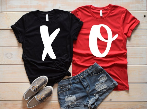 XO Couples Shirts