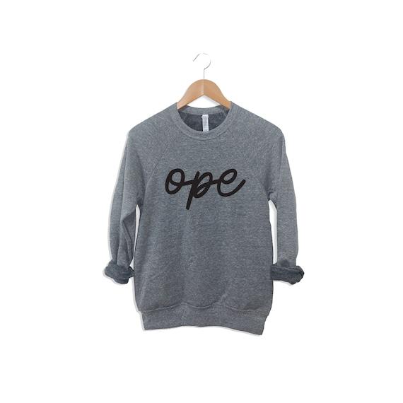 Iowa Gift, Nebraska Sweatshirt, Ope Sweatshirt, Iowa Home Sweatshirt, Midwest Sweatshirt, Midwest is Best Sweatshirt, State of Iowa Shirt
