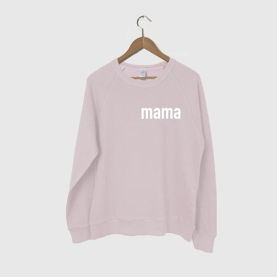 Mama Sweatshirt, Mama Pocket Sweatshirt, Mom Sweatshirt, Momlife Sweatshirt, Mama Bear Sweatshirt, Gift for New Mom, Present for Mom