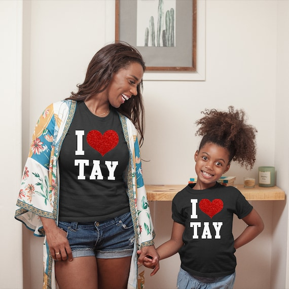 Swiftie t-shirt for Tay Tour | Swiftie Fan Tee | Swiftie Youth Tee | Swiftie Kid's Tee | I Heart Tay Shirt | Rep Tee | Cute TS Tee | Kid Tee