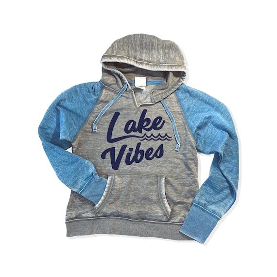 Lake Vibes Hoodie | Lake Life Hoodie | Life is Better at the Lake | Lake House Gift | Lake Bum Hoodie| Lake Bum Sweatshirt | Cabin Life Tee
