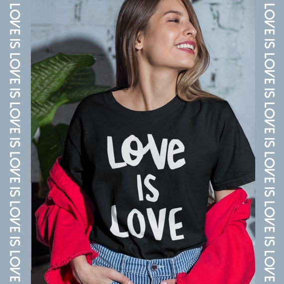 Love is Love Tee Love is love shirt Gay Pride Shirt Gay Pride Top LGBT Pride Shirt Pridefest t-shirt Gay Pride tshirt Science is real tshirt